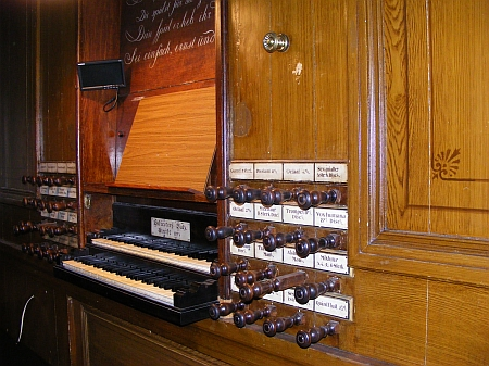 Orgel Grote Kerk Weesp 2