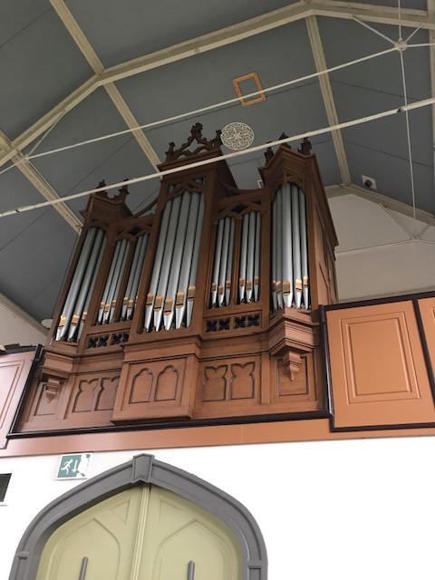 Orgel_Doopsgezinde_Kerk_Hippolytushoef