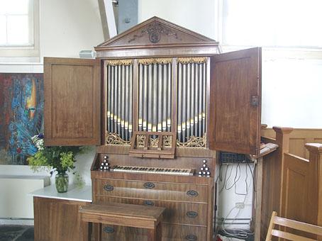 Orgel_Durgerdam_Dorpskerk