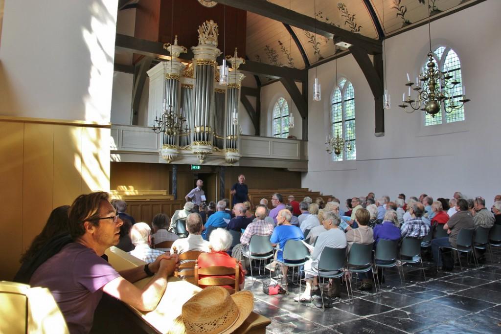 Kerk van Beets, Zaterdag 8 augustus 2015
